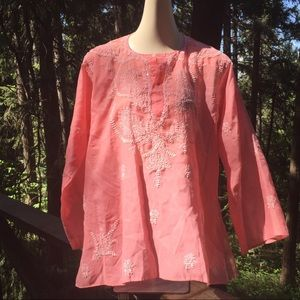 Tops - Made in India all cotton tunic